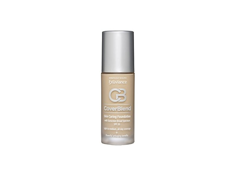 Exuviance Skin Caring Foundation SPF 15 Honey Sand