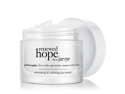 Philosophy Renewed Hope In A Jar Eye Cream, 0.5 oz