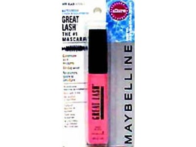 Maybelline Great Lash Waterproof Mascara, 111 Very Black, 0.43 fl oz (Pack of 24)