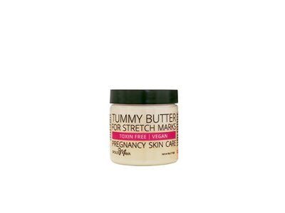 Tummy Butter for Stretch Marks ~ Safe for Pregnancy - 4 oz. - Image 1