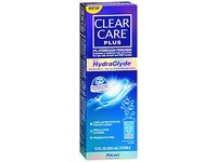 CLEAR CARE® PLUS Solution with HydraGlyde, 12 fl oz - Image 1