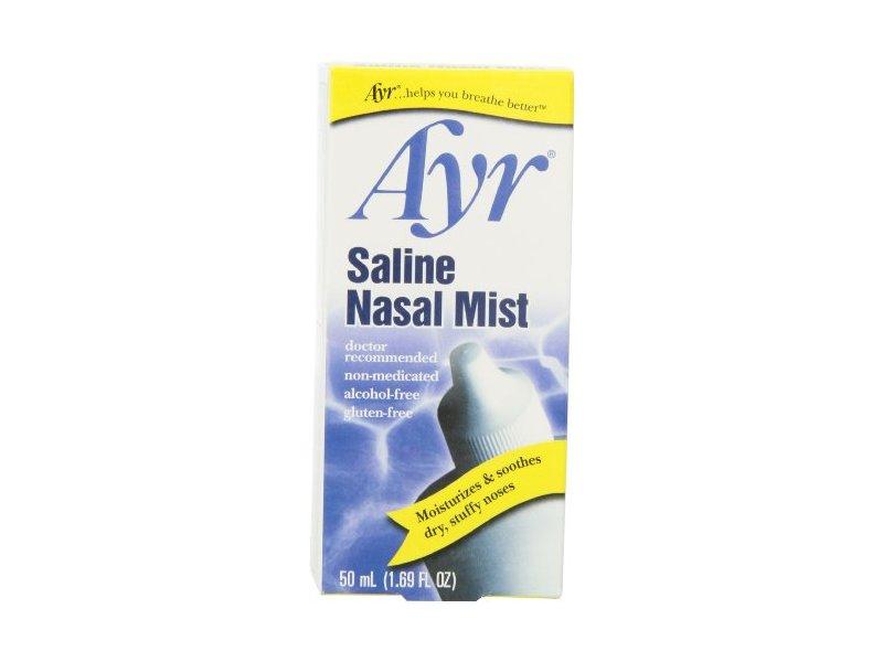 Ayr Saline Nasal Mist