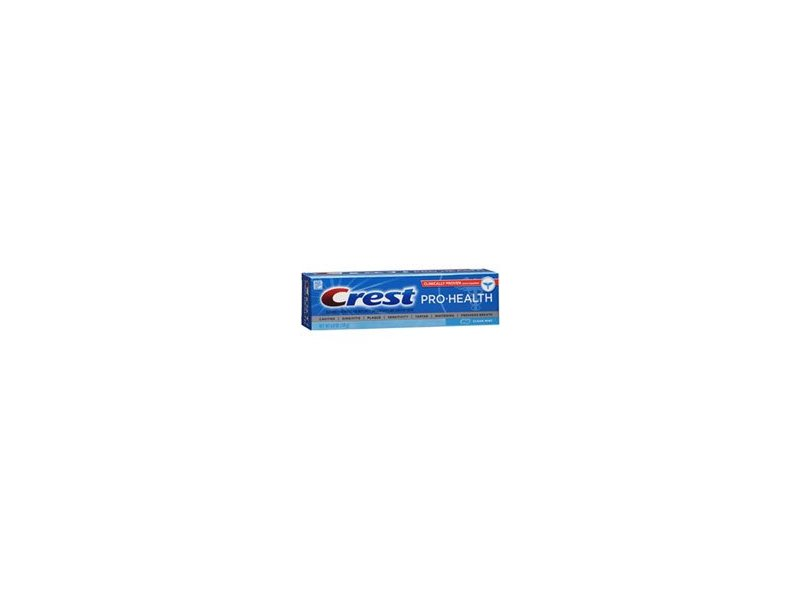 Crest Pro-Health Toothpaste Clean Mint, Clean Mint 6 oz (Pack of 3)