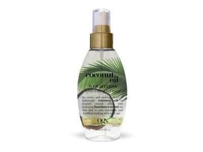 OGX Weightless Hydrating Oil Mist, Nourishing Coconut Oil , 4oz
