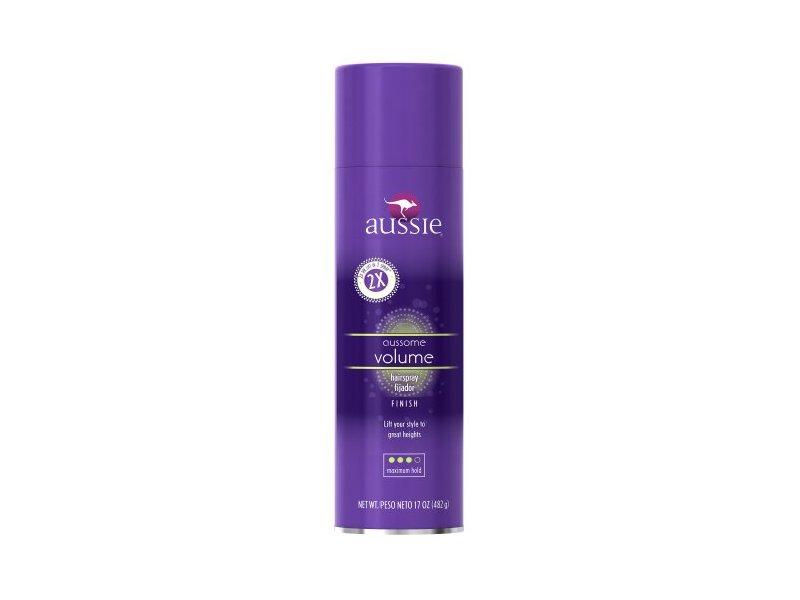 Aussie Aussome Volume Hair Spray 17 Oz