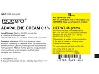 Adapalene 0.1% Topical Cream (RX) 45 Grams, Sandoz - Image 2