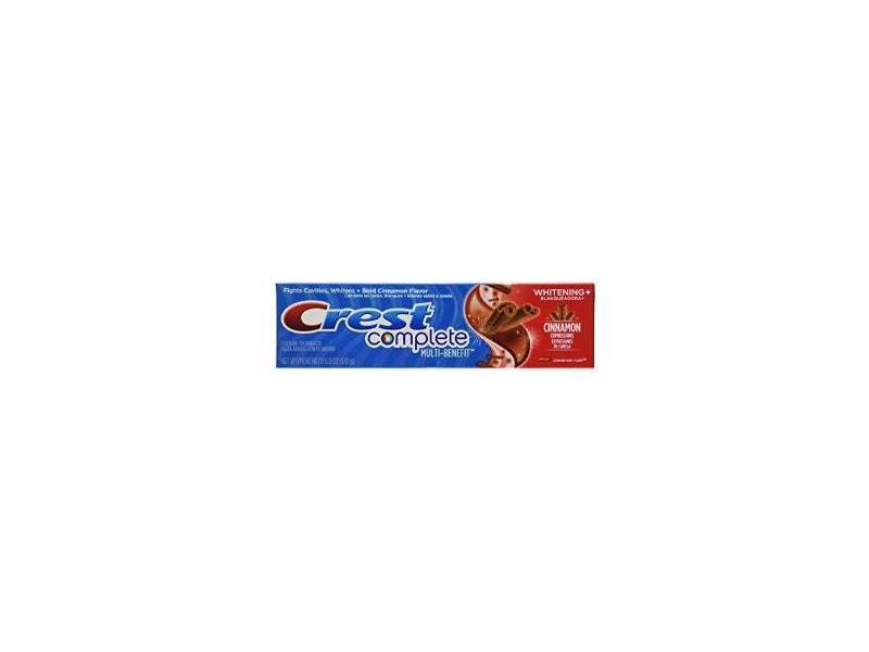 Crest Whitening Expressions, Cinnamon Rush, 6 oz