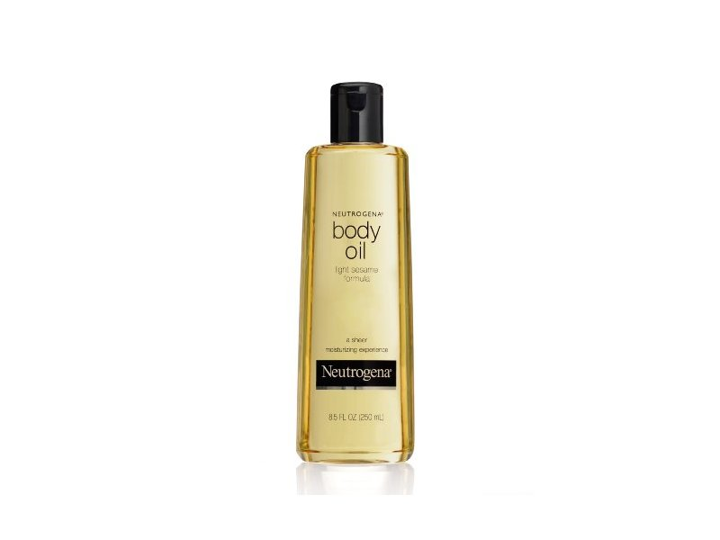 Neutrogena Body Oil, Light Sesame Formula, 8.5 Ounce