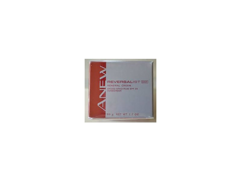 Avon Anew Reversalist Day Renewal Cream SPF 25 1.7 OZ