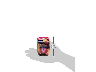 Vaseline Lip Therapy Rosy Mini, 0.25 oz - Image 4