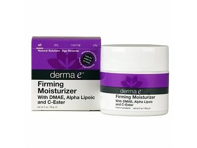 Derma E Firming DMAE Moisturizer with Alpha Lipoic & C Ester, 2 oz - Image 1