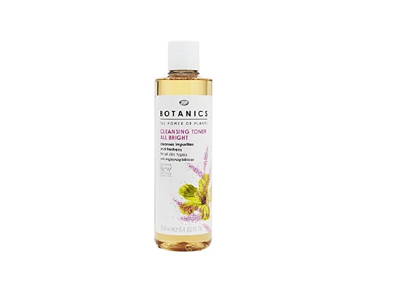 BOOTS Botanics All Bright Cleansing Toner 8.4 fl oz