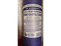 Dr. Bronner's 18-in-1 Hemp Peppermint Pure-Castile Soap, 16 fl oz - Image 4