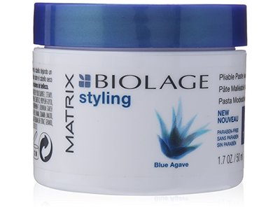 Matrix Biolage Styling Blue Agave Pliable Paste, 1.7 Ounce