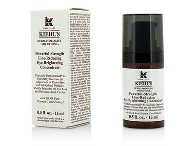 Kiehl's Powerful-Strength Line-Reducing Eye-Brightening Concentrate, 15 ml - Image 1