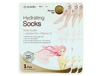 Epielle Assorted Moisturizing Gloves and Socks, Pack of 12 - Image 6