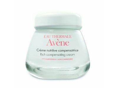 Avene Rich Compensating Cream for Dry Sensitive Skin, 1.69 fl oz