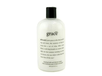 Philosophy Pure Grace Foaming Bath & Shower Cream - 480ml/16oz