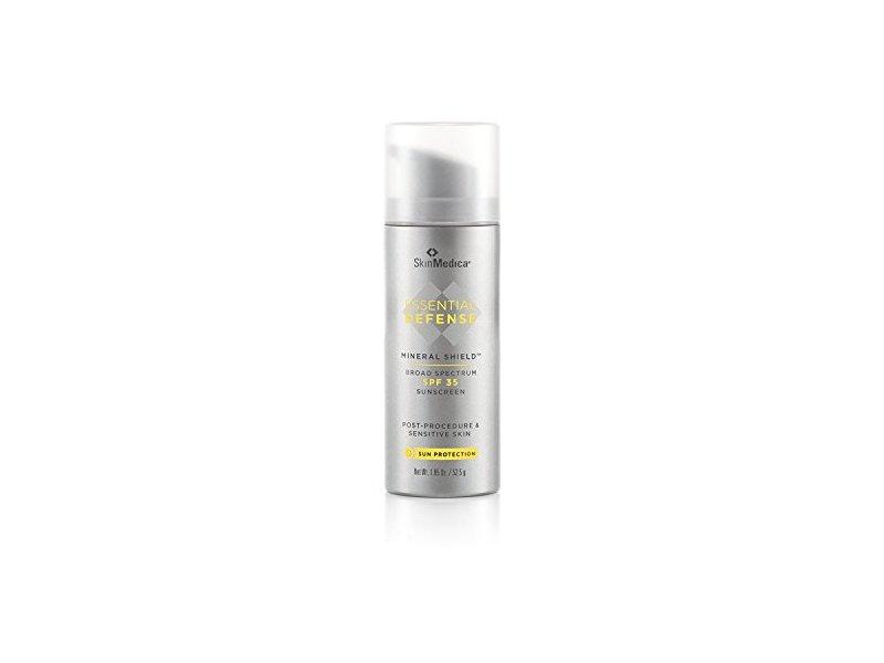 SkinMedica Essential Defense Mineral Shield Broad Spectrum Sunscreen, SPF 35, 1.85 oz
