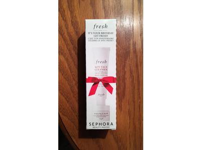 Sephora Beauty Insider Fresh Deluxe Travel Set: Soy Face Cleanser (0.6 Oz) and Fresh Rose Face Mask (0.5 Oz) - Image 3