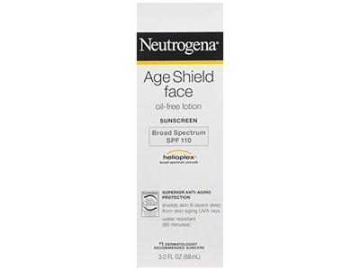 Neutrogena Age Shield Face Sunblock Lotion SPF 110, Johnson & Johnson - Image 3
