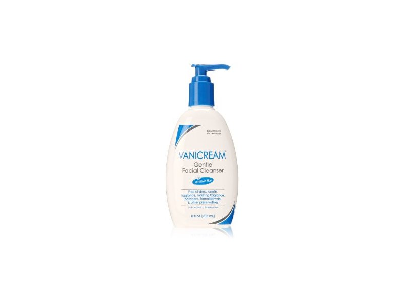 Vanicream Gentle Facial Cleanser, 8 fl oz