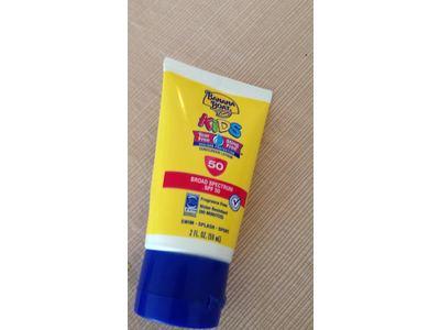Banana Boat Kids Tear Free Sunscreen Lotion Travel Size SPF 50, 2 Ounce (2 Pack) - Image 3