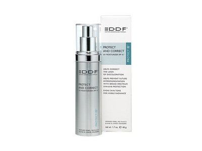 DDF Protect and Correct Moisturizer with Sunscreen Broad Spectrum SPF 15