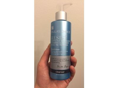 Paula's Choice Resist Perfectly Balanced Anti-Aging Face Cleanser for Oily Skin - 6.4 oz - Image 6