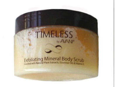 Avani Timeless Exfoliating Mineral Body Scrub