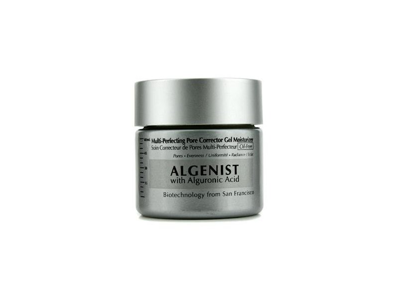 Algenist Multi-Perfecting Pore Corrector Gel Moisturizer Women, 2 Ounce