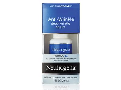 Neutrogena Ageless Intensives Anti-wrinkle Deep Wrinkle Serum, Johnson & Johnson - Image 1