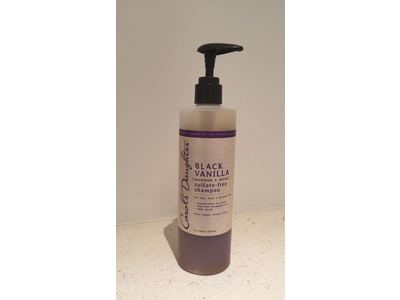 Carol's Daughter Black Vanilla Sulfate-Free Shampoo - 12 fl oz - Image 3