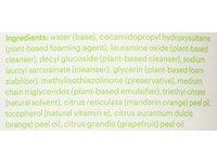 Babyganics Foaming Dish and Bottle Soap Refill, Citrus, 32oz Bottle - Image 3