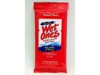 Wet Ones Antibacterial Hand Wipes - Fresh Scent: Travel Pack - Image 2