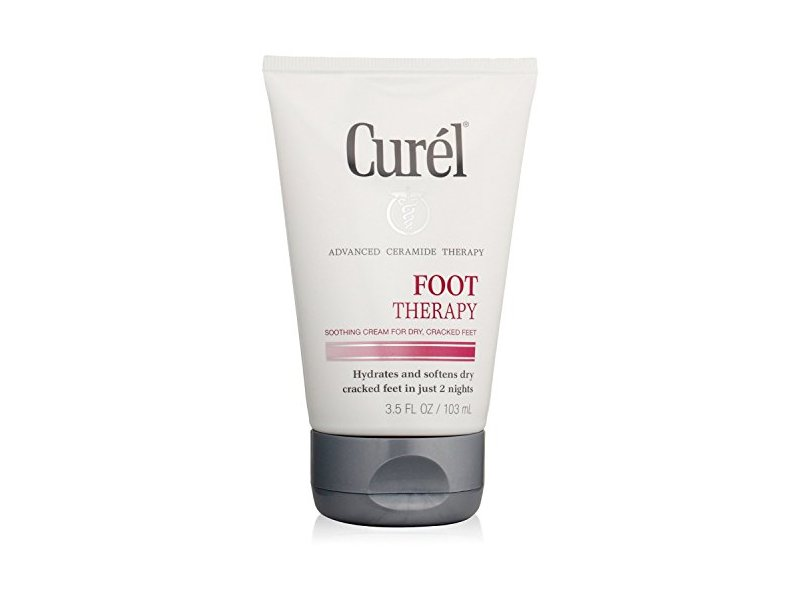 Curel Foot Therapy Cream, 3.5-Ounce Tube
