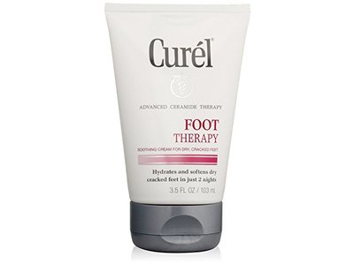 Curel Foot Therapy Cream, 3.5-Ounce Tube - Image 1