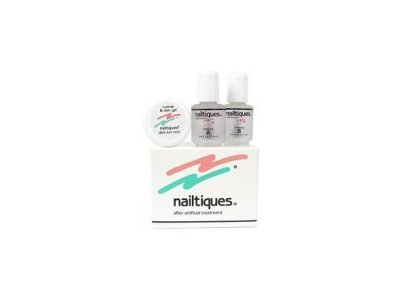 Nailtiques brand allergy free rated skin products and ingredients