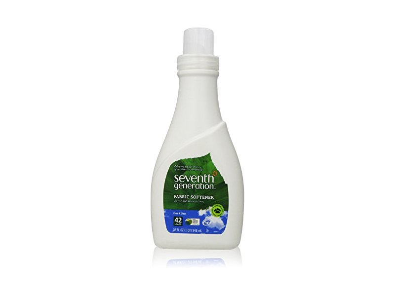 Seventh Generation Fabric Softener, 32 Fluid Ounce