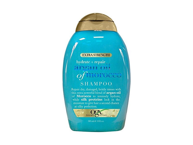 OGX Hydrate Plus Repair Argan Oil of Morocco Extra Strength Shampoo, 13 Ounce