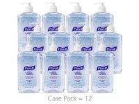 Purell Advanced Hand Sanitizer, 20 fl. oz. (Case of 12) - Image 3