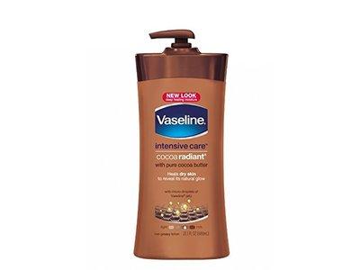 Vaseline, Total Moisture, Cocoa Radiant, Body Lotion, 20.3 oz Bottle (Pack of 3)