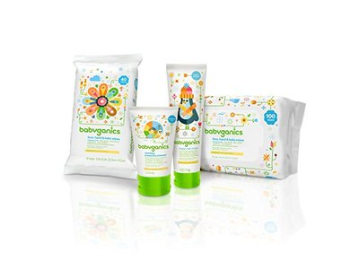 Babyganics Hand & Face Wipes, Fragrance Free, 30 Count (Pack of 4, 120 Total Wipes) - Image 4