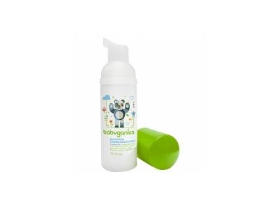 Babyganics Alcohol-Free Foaming Hand Sanitizer, Fragrance Free, 1.69 oz