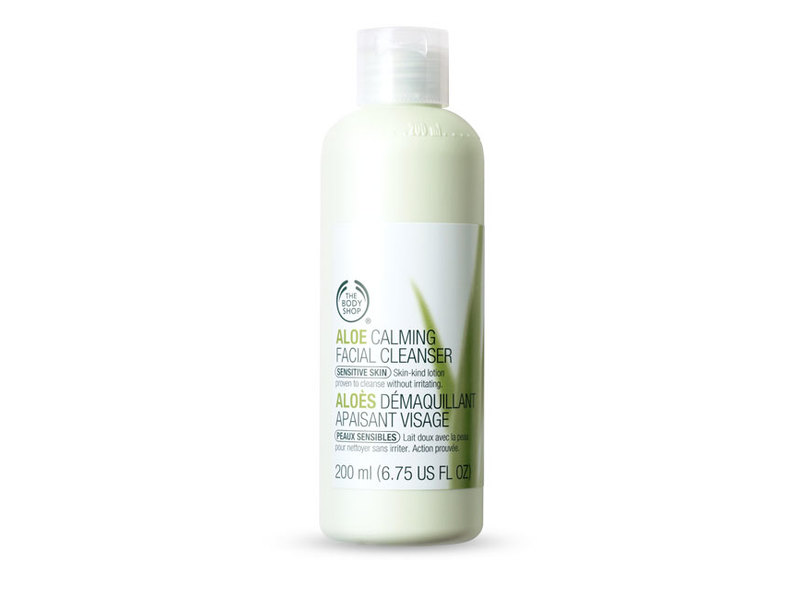 Aloe Calming Facial Cleanser - The Body Shop