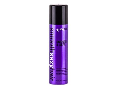 Sexy Hair Smooth and Seal Anti-Frizz and Shine Spray, 6.0 Ounce