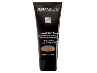 Dermablend Leg and Body Cover, SPF 15, Tawny,3.4 fl oz - Image 1