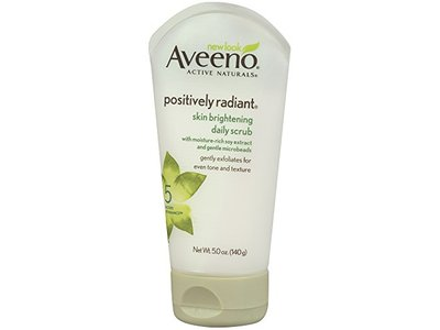 Aveeno Positively Radiant Skin Brightening Daily Scrub, 5 Ounce - Image 4