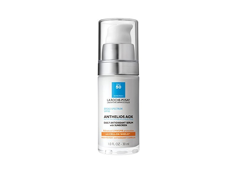 La Roche-Posay Anthelios AOX Antioxidant Face Serum Sunscreen, SPF 50