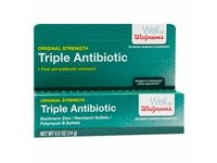 Walgreens Triple Antibiotic Ointment - 0.5 oz tube - Image 1